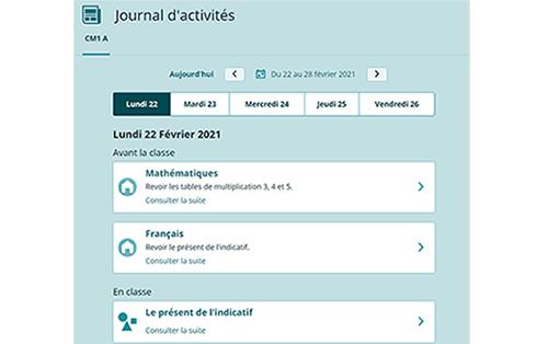 Journal-activites_Skolengo primaire