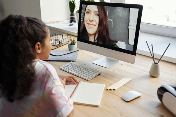 Virtueller Unterricht skolengo